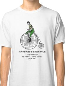 Climate change commuter Classic T-Shirt