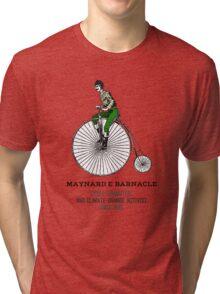 Climate change commuter Tri-blend T-Shirt