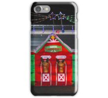 Santa's Stable iPhone Case/Skin