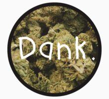 DANK logo by HighlyAnimated