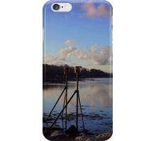 Reflections of Instow  iPhone Case/Skin