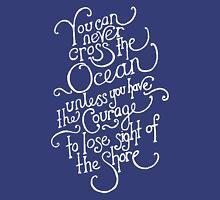 Cross the Ocean Unisex T-Shirt