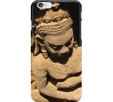 Angkor Apsara iPhone Case/Skin