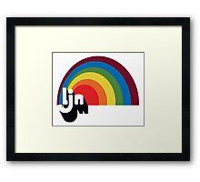 LJN Framed Print