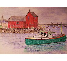 Coastal Photographic Print