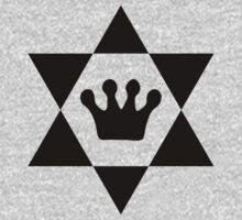Ascending Pentagram Logo by FreshThreadShop