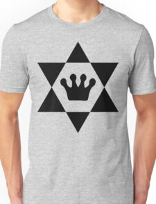 Ascending Pentagram Logo Unisex T-Shirt