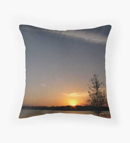 solitude........... Throw Pillow