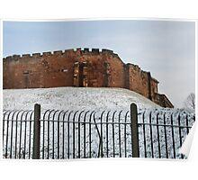 Chester Castle UK Poster