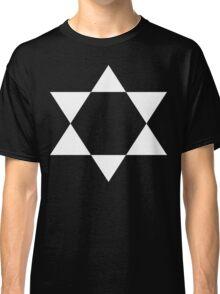Ascending Pentagram [White Ink] Classic T-Shirt