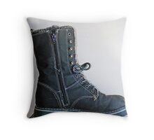 boot Throw Pillow