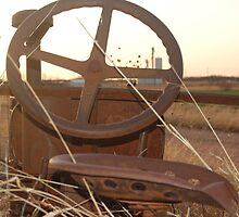 Rusted Seat by Lauren01