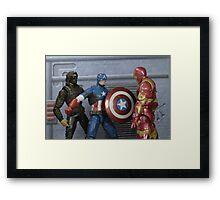 This Means Civil War Framed Print