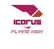 WipEout - Team Icarus by Alex Pringle