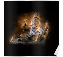 Shri Ganesha, remover of obstacles Poster