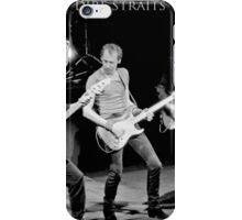 Dire  Straits iPhone Case/Skin