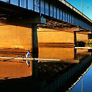 """Moorabool Street Bridge"" by Phil Thomson IPA"
