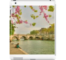 So Much Beauty In Paris .. It's In Seine iPad Case/Skin