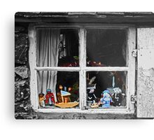 Squatters Toys Metal Print