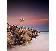 City Beach I Photographic Print