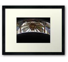 The Prisms Framed Print