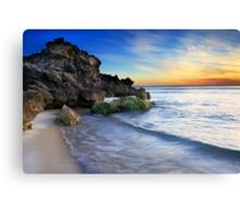 Trigg Beach Canvas Print