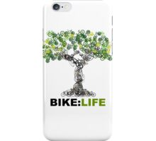 BIKE:LIFE tree iPhone Case/Skin