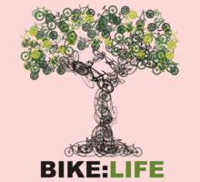 BIKE:LIFE tree Kids Tee