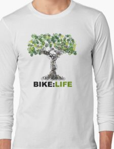 BIKE:LIFE tree Long Sleeve T-Shirt