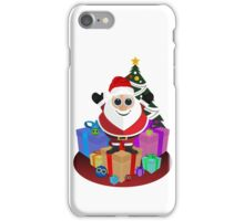 Santa Claus - Christmas iPhone Case/Skin