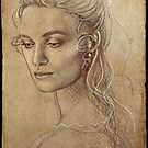 Keira Knightley as Elizabeth Swann. by Gorgidas
