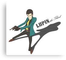 lupin Canvas Print