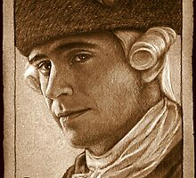 Jack Davenport as Commodore Norrington by Gorgidas