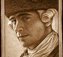 Jack Davenport as Commodore Norrington by Gorgidas