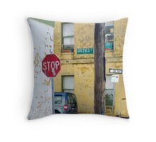 Greeves St. Throw Pillow
