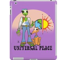 universal love iPad Case/Skin