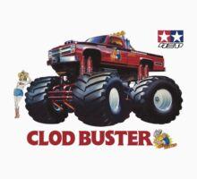 58065 Clodbuster T-Shirt
