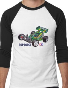 58100 Top Force Men's Baseball ¾ T-Shirt