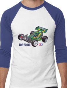 58100 Top Force Men's Baseball ¾ T-Shirt