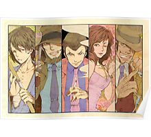 lupin Poster