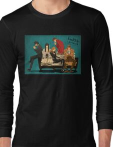 lupin Long Sleeve T-Shirt