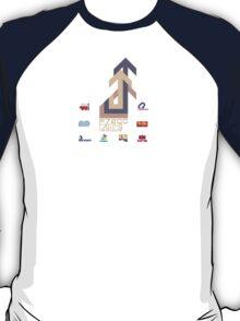 WipEout - F7200 League  T-Shirt