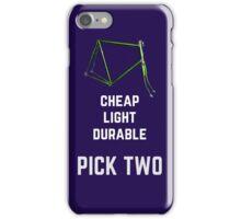 Bike Parts Roadie iPhone Case/Skin