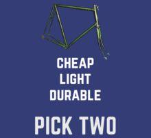 Bike Parts Roadie by Nick  Taylor