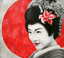 Geisha by Pia  Hiki