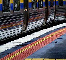 Platform 2 by Bruce  Watson