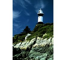 Donegal lighthouse Photographic Print