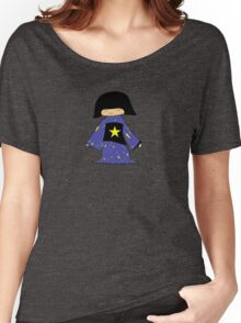 Japanese Girl With Star Women's Relaxed Fit T-Shirt
