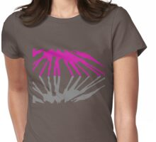 Camels Motif 3 Womens Fitted T-Shirt