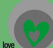 LOVE 4 by Micheline Kanzy